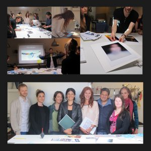 Digital Prints Workshop with Ryan Boatright 22 and 23 May 2014