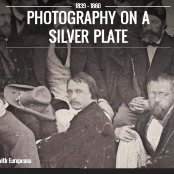 Photography on a Silver Plate