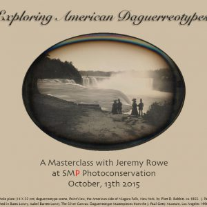Exploring American Daguerreotypes - Master Class with Jeremy Rowe